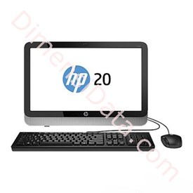 Jual Desktop All in One HP 20-E122L [T0R77AA]